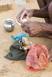 Scenes of rural life in India Royalty Free Stock Images