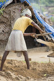 Scenes of rural life in India Stock Photography