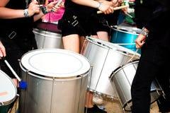Scenes of Samba Royalty Free Stock Photos