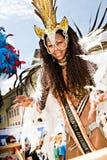 Scenes of Samba Royalty Free Stock Photo