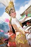 Scenes of Samba Stock Image