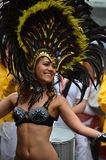 Scenes of samba Royalty Free Stock Images