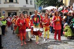 Scenes of Samba Stock Images