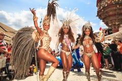 Scenes of Samba Royalty Free Stock Image