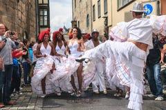 Scenes of Samba Stock Photos