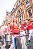 Scenes of Samba Stock Photo