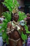 Scenes of samba festival Royalty Free Stock Image