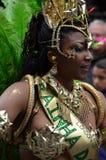 Scenes of samba festival Stock Photography