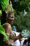 Scenes of samba festival Stock Images
