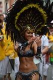 Scenes of samba festival Royalty Free Stock Photo
