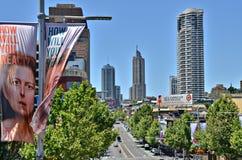 Scenes of Sydney City Stock Photos