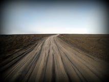 Scenetta infinita del percorso Immagine Stock