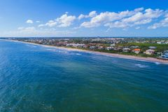 Free Scenic Aerial Image Of Boynton Beach FL Royalty Free Stock Images - 105672249
