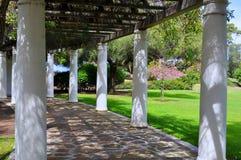 A Scenic Arbor Royalty Free Stock Photo