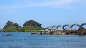 Scenic area at Taitung County, Taiwan royalty free stock photos