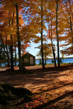 Scenic Autumn time Stock Photo