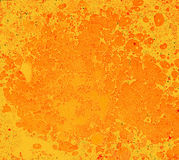 Scenic background from spots and stains of oil paint Stock Images