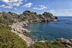 Scenic bay near Marmaris, Turkey Stock Photography