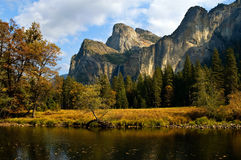 Scenic beautiful nature outdoor landscape Stock Photography