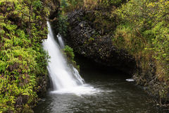 The Scenic Beauty of the Hawaiian Islands - Maui Royalty Free Stock Images