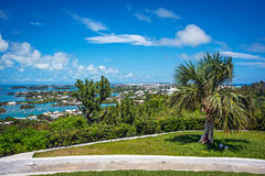 Scenic Bermuda View Stock Photography