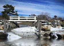 Scenic bridge Stock Photo
