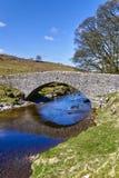 Scenic Bridge In Countryside Royalty Free Stock Image