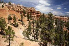 Scenic: Bryce Canyon Royalty Free Stock Images