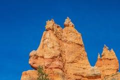 Scenic Bryce Canyon National Park Utah Landscape. The scenic landscape of Bryce Canyon National Park Utah in winter Royalty Free Stock Image