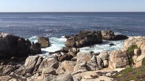 Scenic California Coast stock video