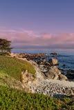 Scenic California Coast Landscape Stock Images