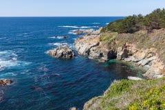 Scenic California Coast Landscape Royalty Free Stock Photo