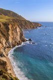 Scenic California Coast Royalty Free Stock Images