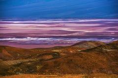 Scenic California Death Valley Stock Photo