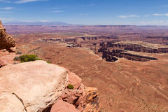 Scenic Canyonlands Stock Photo
