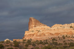 Scenic Canyonlands National Park Stock Image