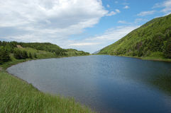 Scenic Cape Breton Island Stock Photos