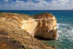 Scenic cliff in New South Wales Stock Photo