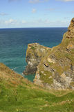 Scenic clifftop view Royalty Free Stock Photography