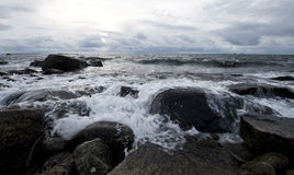 Scenic coastal landscape Royalty Free Stock Images