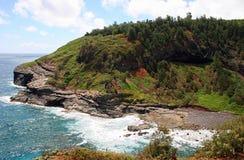 Scenic coastline Royalty Free Stock Photos