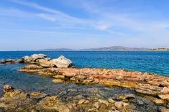 Scenic coastline Royalty Free Stock Photo