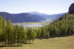 Scenic Colorado Landscape Stock Images