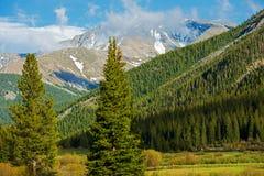 Scenic Colorado Summer Stock Photos