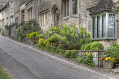 Scenic Cotswolds - Burford Royalty Free Stock Images