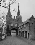 Scenic Delft Royalty Free Stock Image