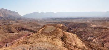 Scenic desert landscape Stock Photo