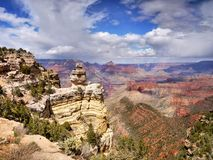 US National Parks, Grand Canyon National Park royalty free stock images