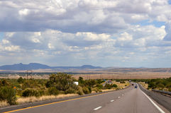 Scenic Drive. A highway in American southwest Stock Photo