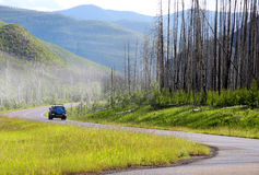 Free Scenic Drive Stock Photography - 15371882